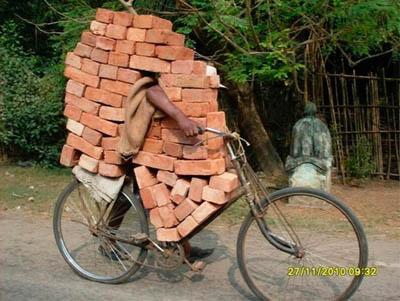 hoe zwaar is een fiets