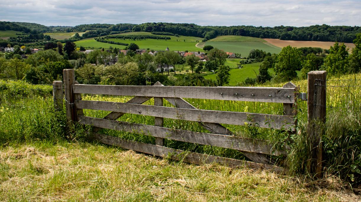 Het Limburgse Heuvelland.