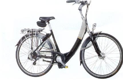E Bike Batavus Padova Easy Fietsen123