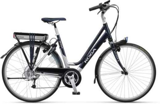 e bike koga e deluxe fietsen123. Black Bedroom Furniture Sets. Home Design Ideas