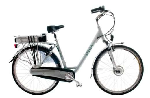 e bike stella milano fietsen123