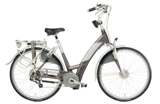 gewicht sparta e bike