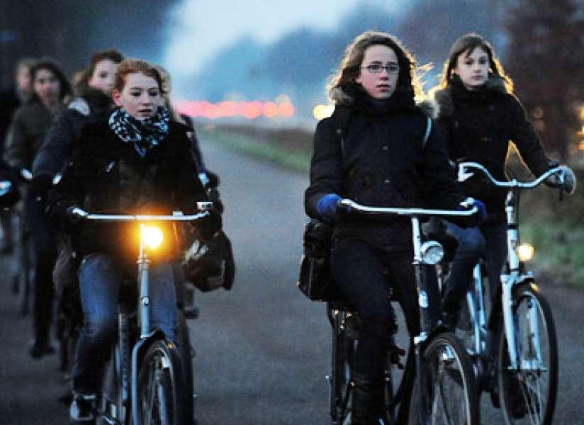 De wettelijke eisen voor fietsverlichting | Fietsen123