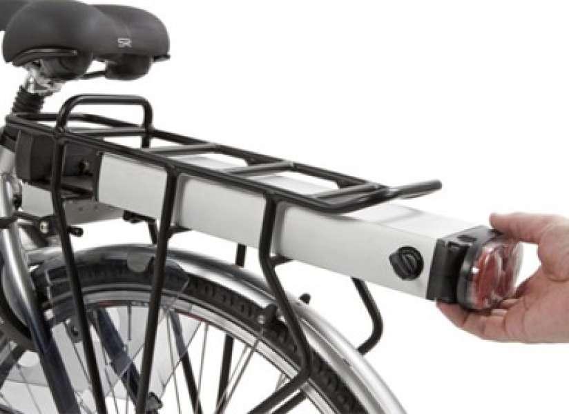 Hoe laad je een elektrische fiets op