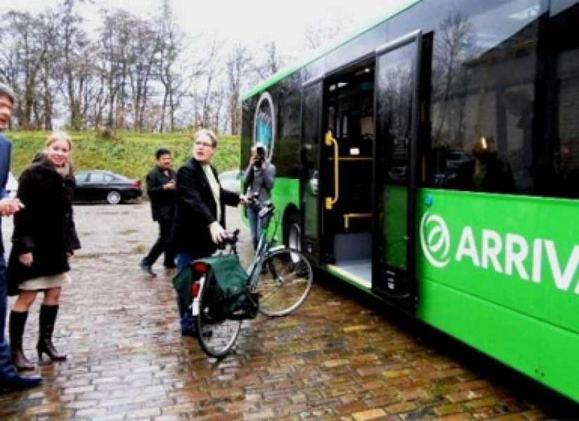 Gratis Fiets Mee In De Bus Fietsen123